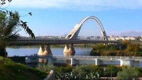 Мост Лузитании Стоковое Изображение