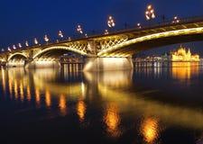 Мост Маргарета Стоковое Изображение