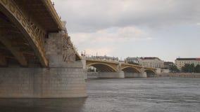 Мост Маргарета Стоковое Изображение RF