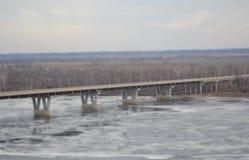Мост Марка Твена Стоковые Фото
