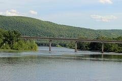 Мост мемориала Towanda Стоковое Изображение RF