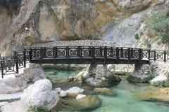 Мост металла Стоковые Фото