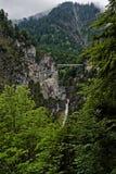 мост Мэриан стоковая фотография rf