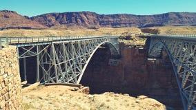 Мост Навахо Стоковое фото RF