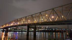 мост над водой стоковые изображения