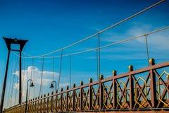 Мост надежды Стоковое Изображение RF