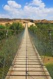 Мост над рекой Стоковое Изображение