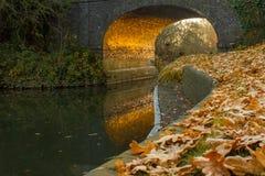 мост над рекой thames Стоковое Изображение RF