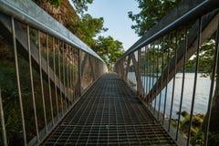 Мост над Loch Lomond Стоковое фото RF
