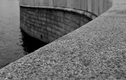 Мост на Neva Стоковые Фото