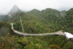Мост неба на Langkawi Стоковое Фото