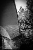 Мост общежития мансарды, Кембридж Стоковое фото RF