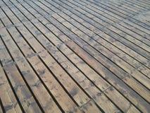 Мост около Балтийского моря Стоковые Фото