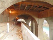Мост осени Стоковое Изображение RF
