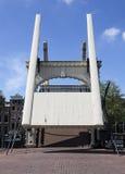 мост открытый Стоковое Фото