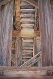 Мост поезда Стоковое Изображение