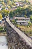 Мост понедельника Стоковое Изображение