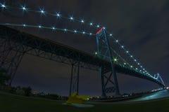 Мост посола Стоковое Изображение