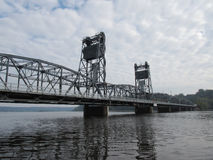 Мост подъема Stillwater Стоковое фото RF