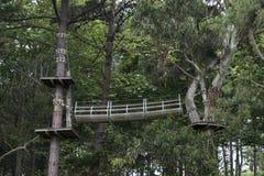 Мост приключения Стоковое Изображение