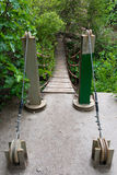 Мост планки Стоковые Изображения