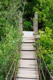 Мост планки Стоковое Фото