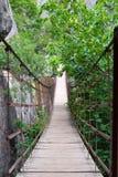 Мост планки Стоковые Изображения RF
