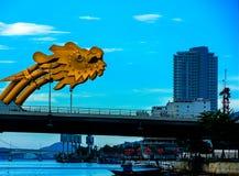 Мост дракона Стоковое Фото