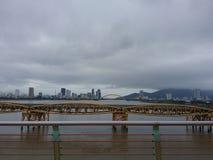 Мост дракона Стоковые Фотографии RF