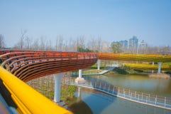 Мост радуги Стоковые Фото
