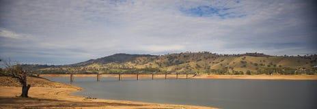 Мост реки стоковые изображения