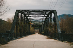 Мост реки Sweetwater Стоковые Фотографии RF