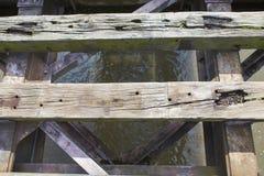 Мост рельса стоковые фото