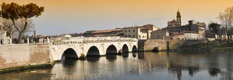 мост римский Стоковые Фотографии RF