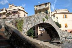 мост римский Стоковое фото RF
