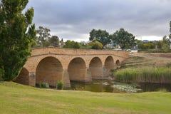 Мост Ричмонд в Тасмании Стоковые Фото