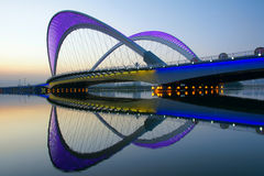 мост самомоднейший Стоковая Фотография RF