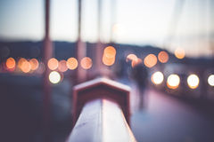 Мост Сан-Франциско GoldenGate Стоковая Фотография RF