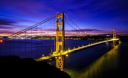 Мост Сан Fransisco Стоковые Фотографии RF