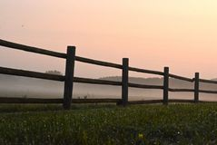 Мост свода радуги Стоковая Фотография RF