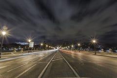 Мост Сеговии Стоковые Изображения RF