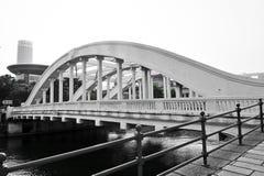 Мост Сингапура- Андерсона в Сингапуре, Стоковые Изображения