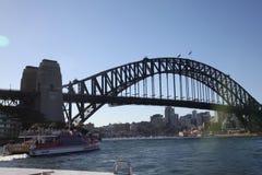 Мост Сиднея Стоковая Фотография