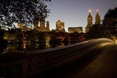 мост смычка Стоковые Изображения