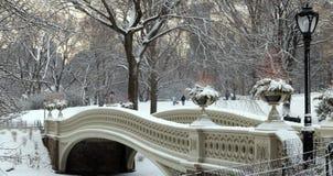 мост смычка Стоковая Фотография