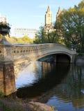 мост смычка Стоковое Изображение RF