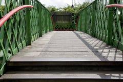 Мост станции Стоковое Изображение