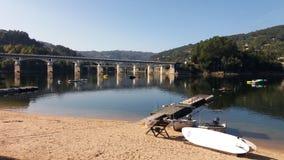 мост старый Стоковые Фото