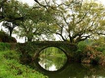 мост старый Стоковая Фотография RF