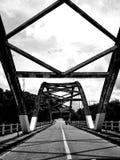 мост старый Стоковое фото RF